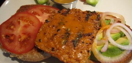 Buffalo Strip Sandwich