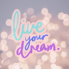 Become your dream self!