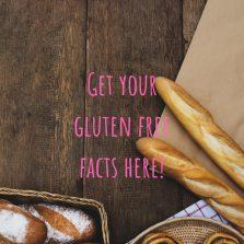 3 gluten-free diet truths.