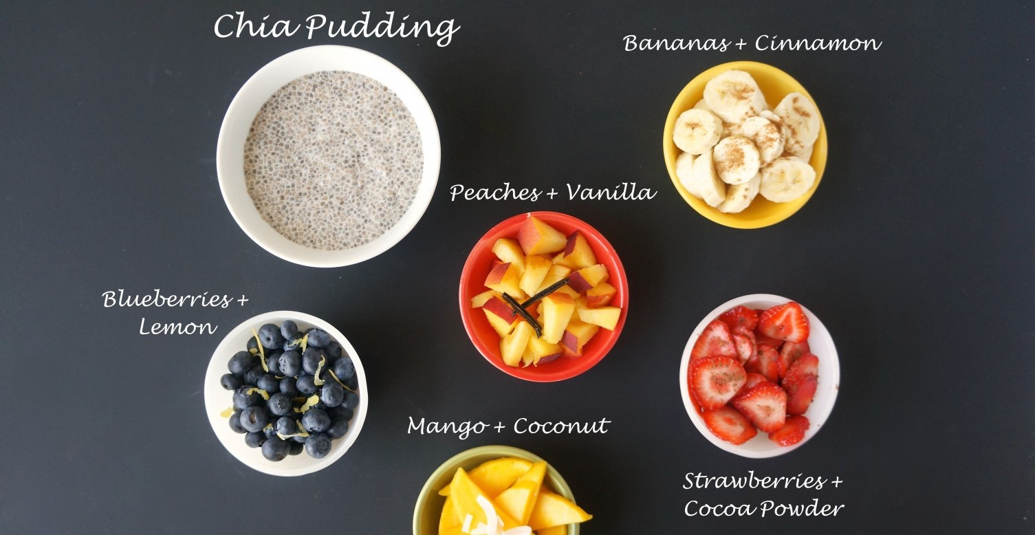 Recipe Basic Chia Pudding Dj Blatner