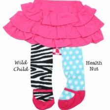 Wild child & health nut.