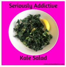 Seriously Addictive Kale Salad