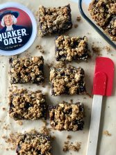 QUAKER FIG & FLAX OATMEAL BARS