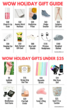 WOW Gift Guide 2018