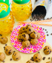 No Added Sugar Chickpea Cookie Dough
