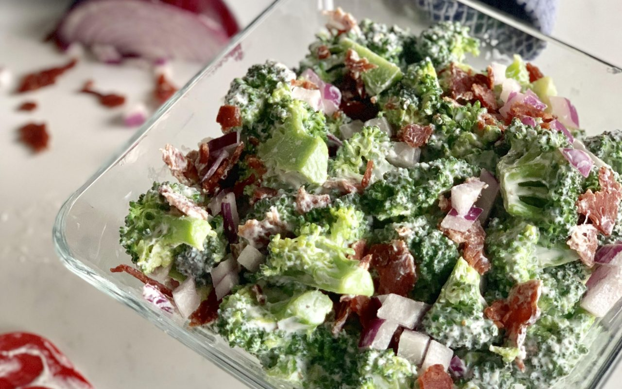 Better Broccoli Salad