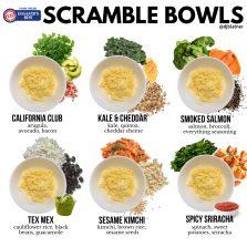 EB Scramble Bowls!