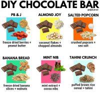 DIY Chocolate Bar