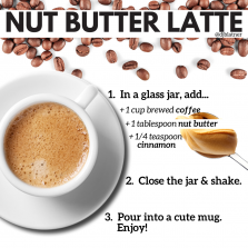 Nut Butter Latte