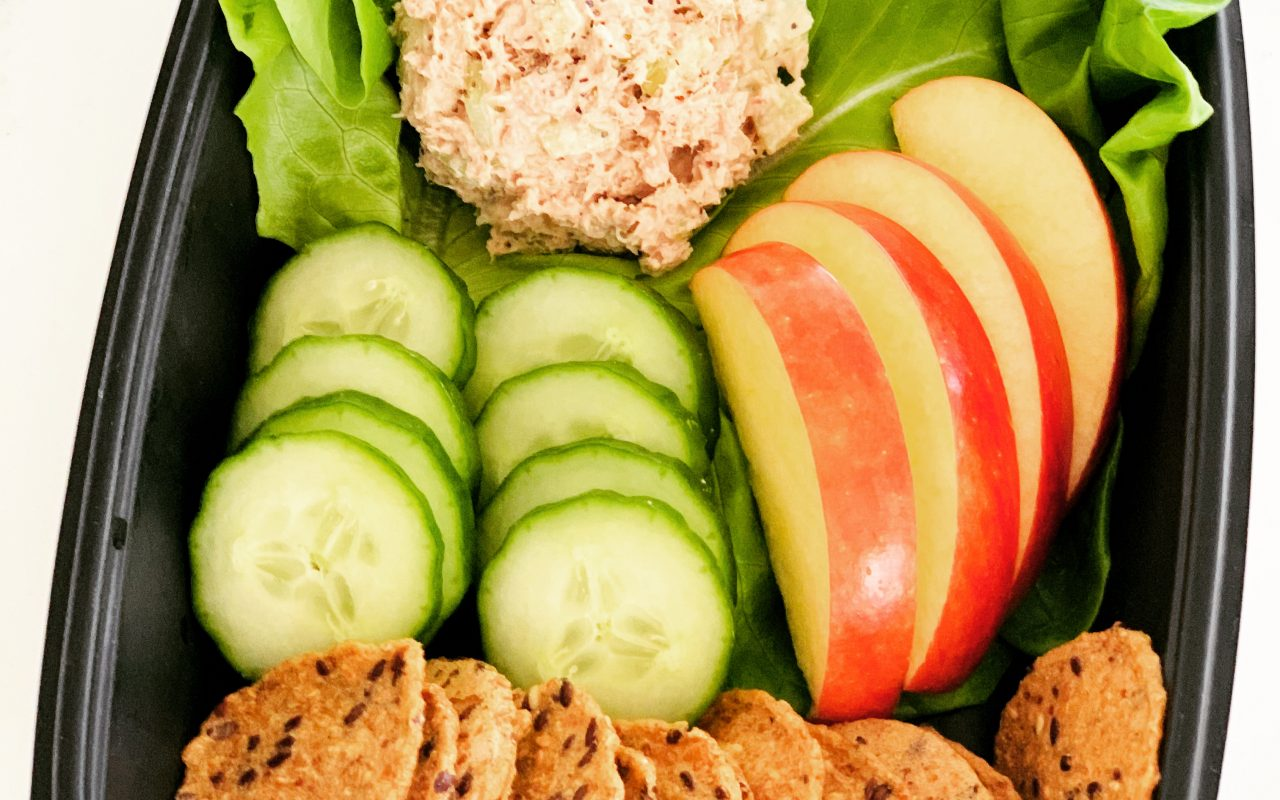 Tuna Salad Lunch Kit
