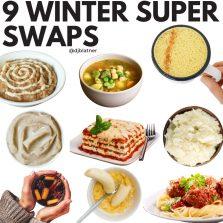 9 Winter SuperSwaps