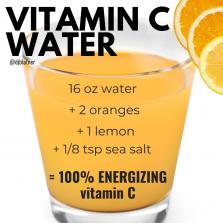 Vitamin C Water