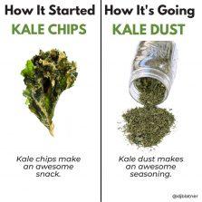 Kale Dust
