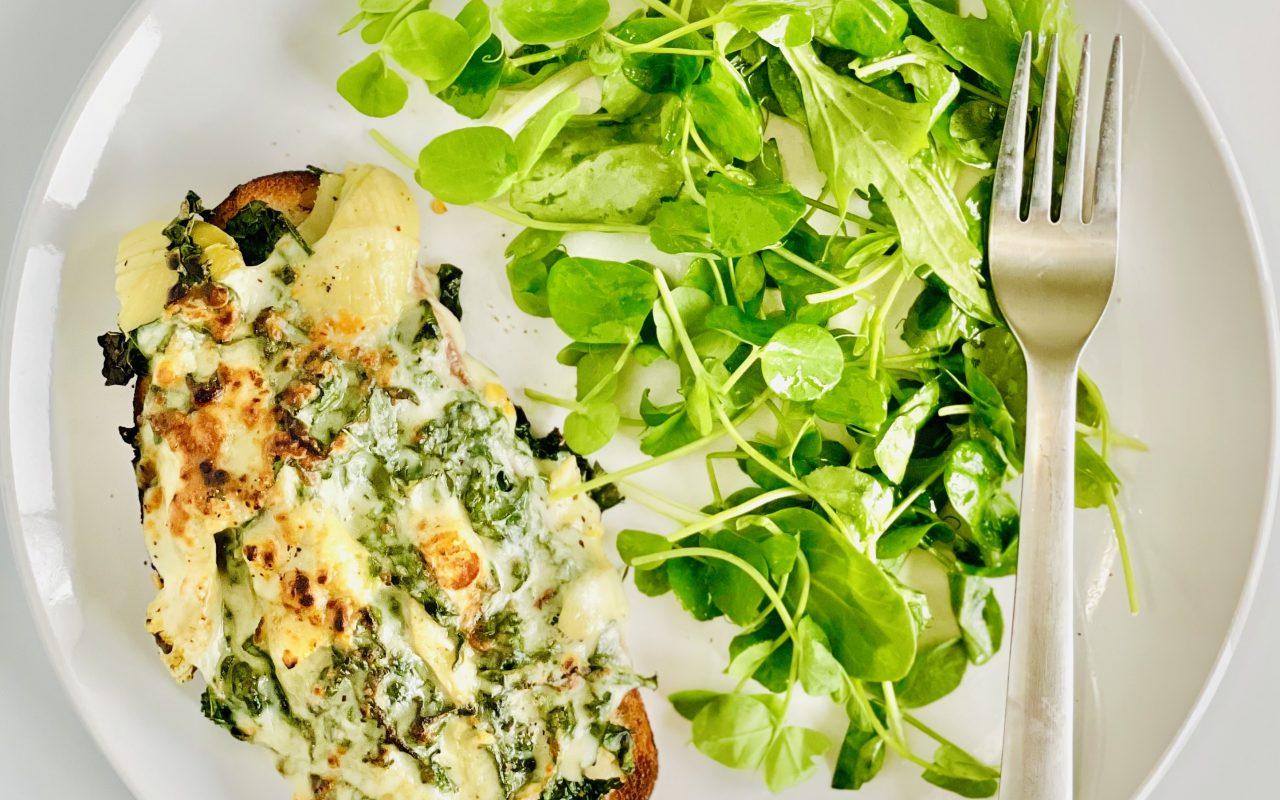 Kale & Artichoke Melt